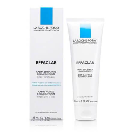 La Roche Posay Effaclar Deep Cleansing Foaming Cream 2