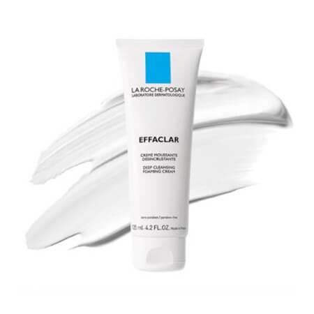 La Roche Posay Effaclar Deep Cleansing Foaming Cream 3