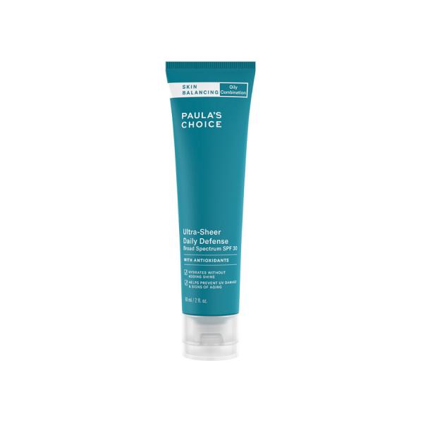 Paula's Choice Skin Balancing Ultra–Sheer Daily Defense SPF30