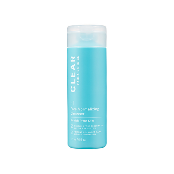 Paulas Choice Clear Pore Normalizing Cleanser