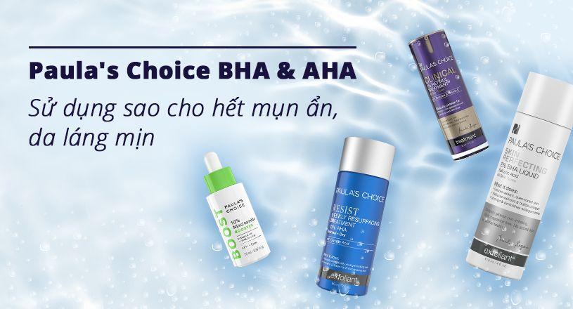 Poula s choice BHA AHA