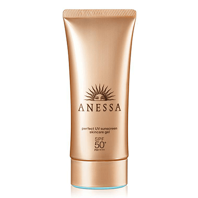 small.perfect uv sunscreen skincare gel 90g