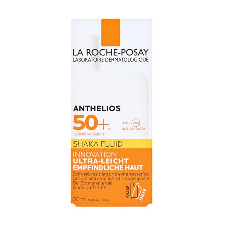 La Roche Posay Anthelios Shaka Fluid SPF 50 UVB UVA 2