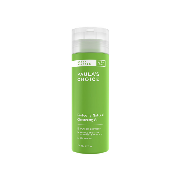 Paula's Choice Perfectly Natural Cleansing Gel 1