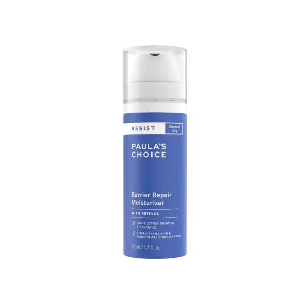 Paula's Choice Skin Balancing InvisiblePaula's Choice Resist Barrier Repair Moisturizer With Retinol