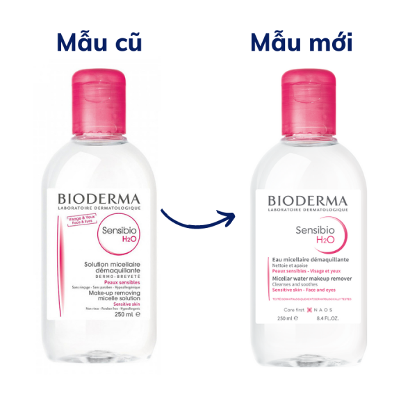 BIODERMA SESIBIO H2O