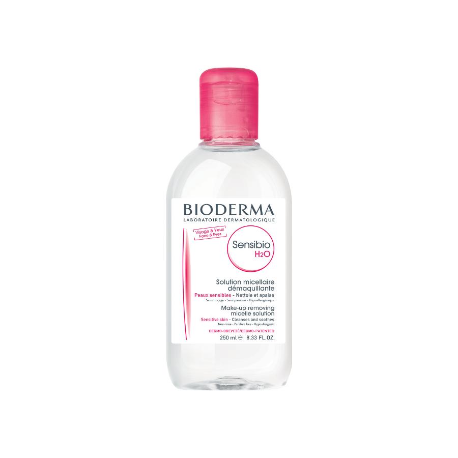 Bioderma Sensibio H2O Make-up Removing Micellar Solution -old