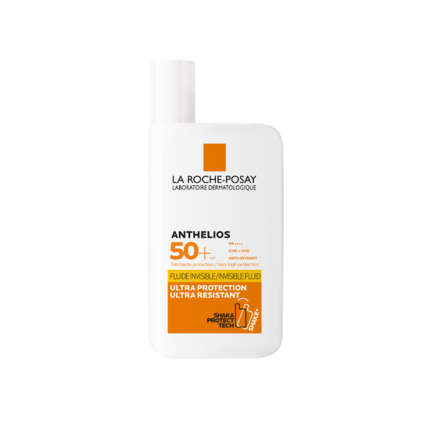 La Roche Posay Anthelios Invisible Fluid Ultra Protection Ultra Resistant SPF 50 UVB UVA 1