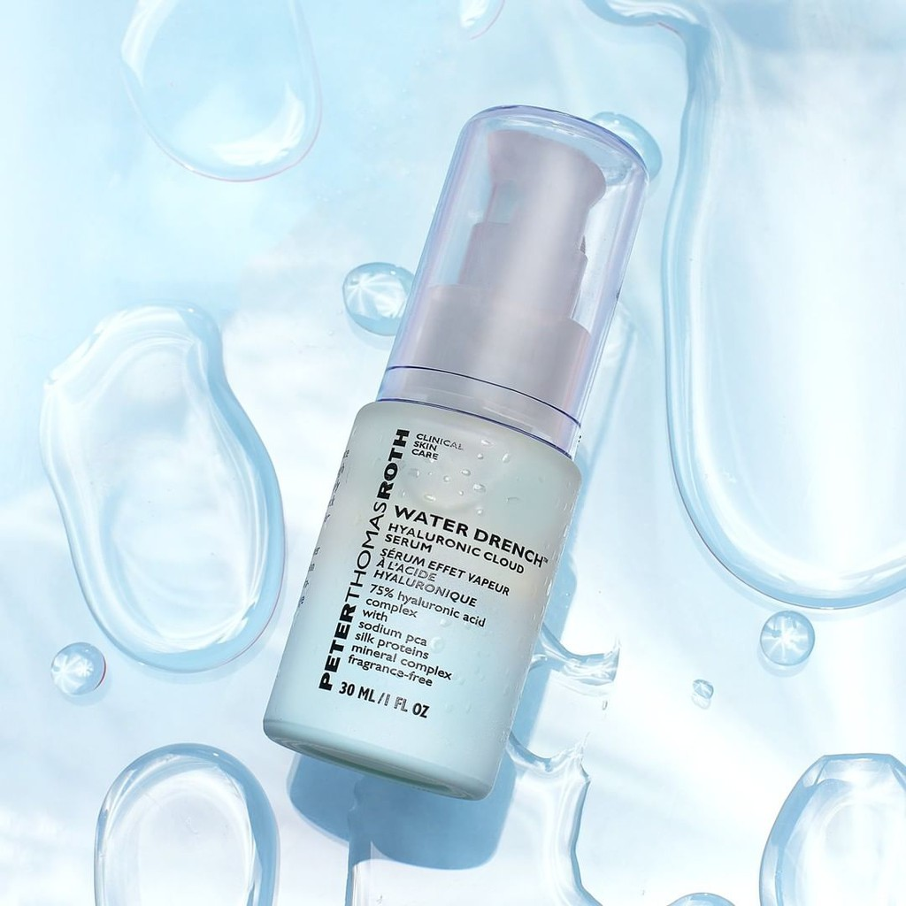 5. Peter Thomas Roth Water Drench Hyaluronic Cloud Serum