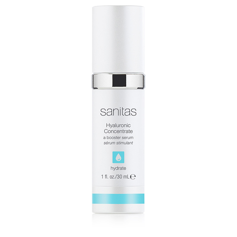 9. Sanitas Skincare Hyaluronic Concentrate