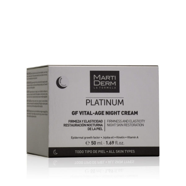 MartiDerm Platinum GF Vital Age Night Cream 1