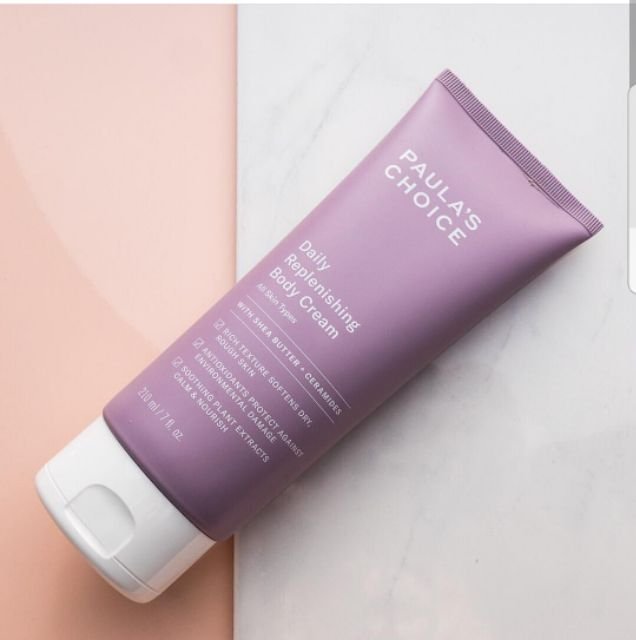 Belle Lab Paula's Choice Daily Replenishing Body Cream
