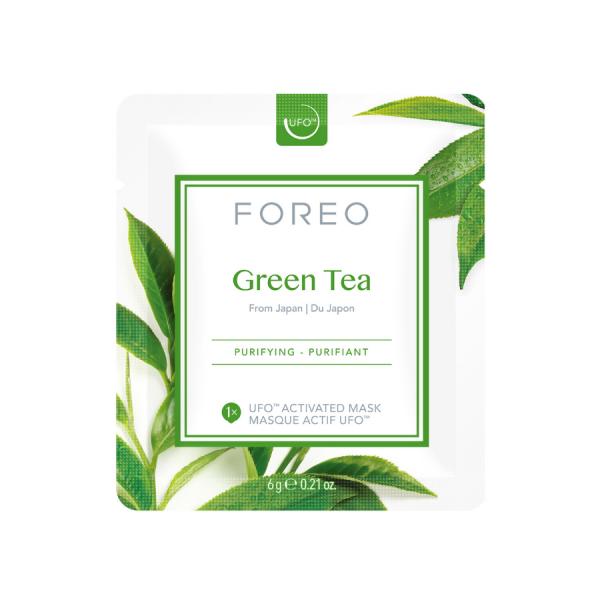 Foreo UFO Mask Green Tea 1