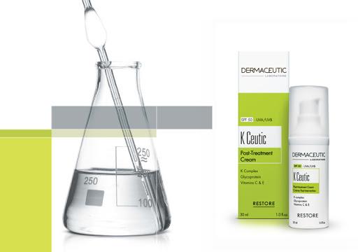 Dermaceutic K Ceutic Post Treatment Cream
