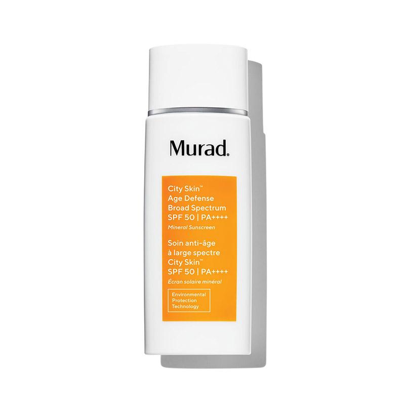 kem chống nắng da hỗn hợp Murad City Skin Age