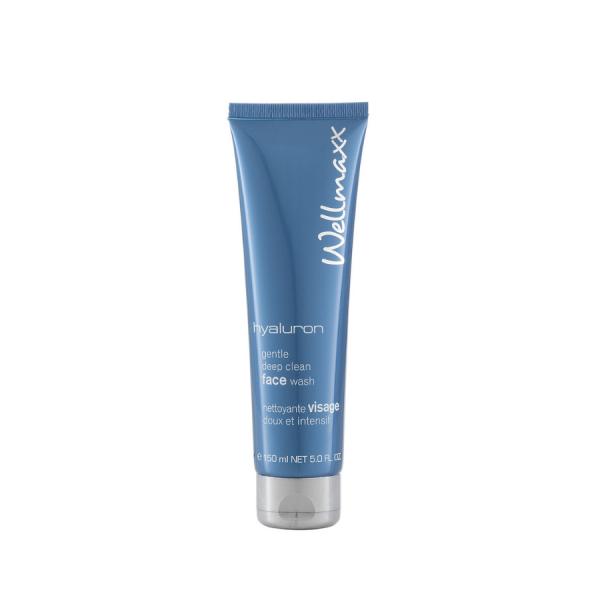 Wellmaxx Hyaluron Gentle Deep Clean Face Wash
