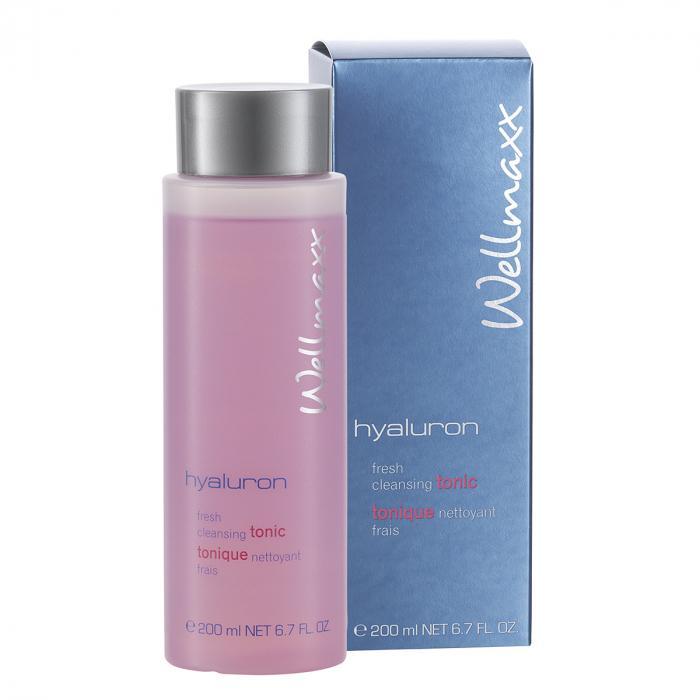 Wellmaxx Hyaluron fresh cleansing tonic