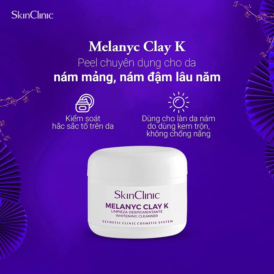 SkinClinic Melanyc Clay K - Belle Lab