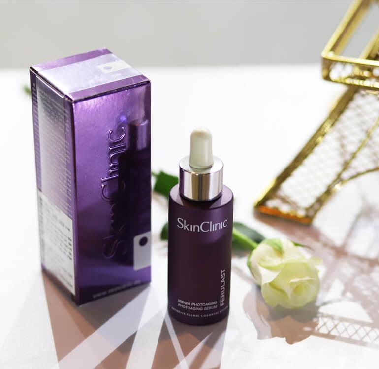 SkinClinic Ferulast - Belle Lab