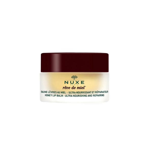 NUXE Reve De Miel Honey Lip Balm Ultra Nourishing And Repairing 1